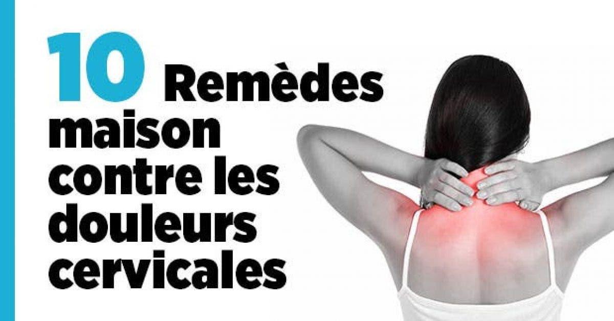 10 RemU00e8des maison contre douleurs cervicales11 1