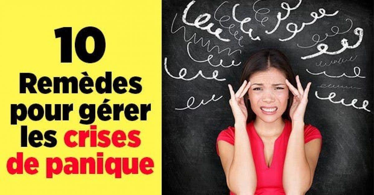 10 Remedes pour gerer les crises de panique11