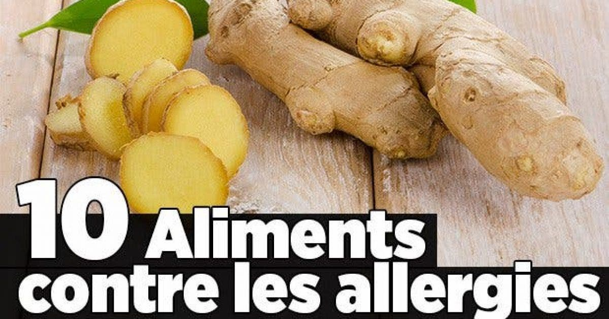10 aliments contre allergies11