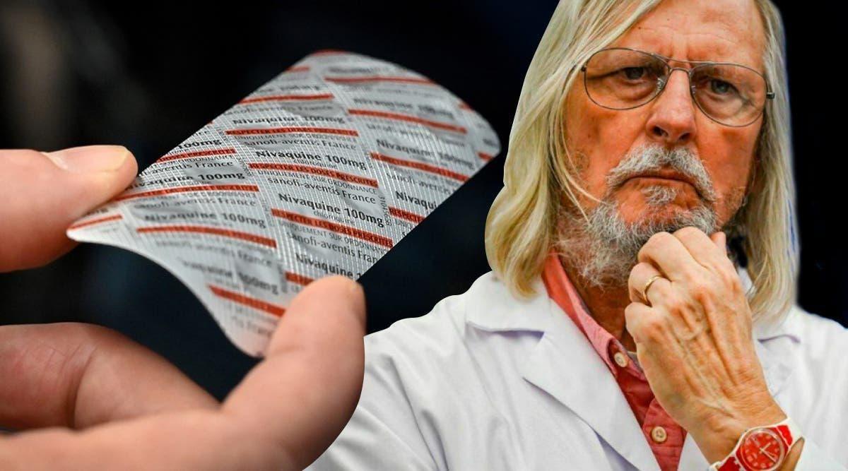 Des grands noms de la santé en France réclament que la Chloroquine préconisée par le Professeur Raoult
