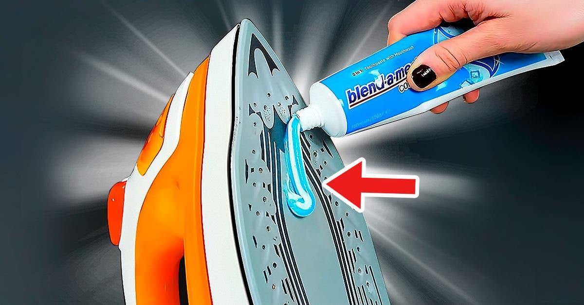 10 astuces magiques avec du dentifrice