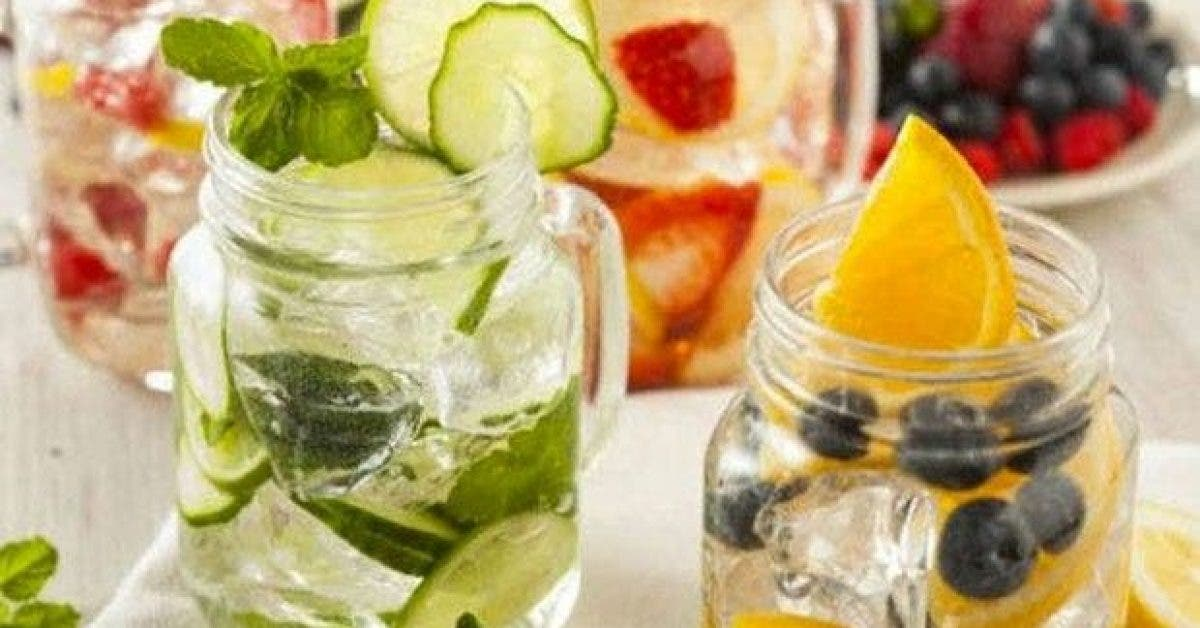 10 astuces pour boire plus deau 1
