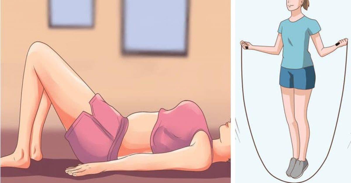 10 exercices qui sont plus efficaces pour bruler la graisse que courir 1