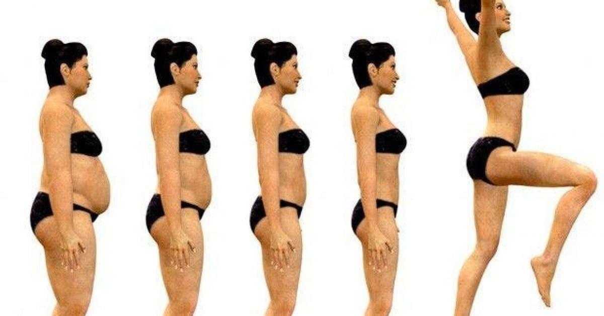 10 facons de perdre du poids pour les paresseux 1