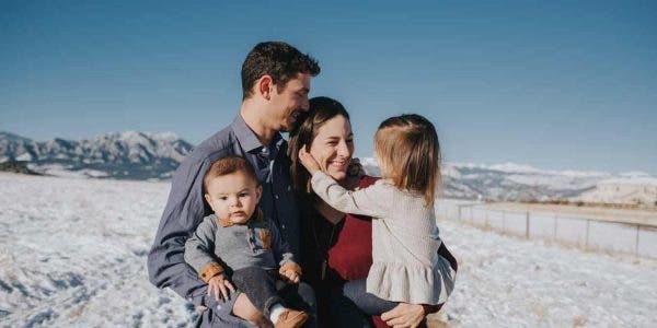habitudes simples mais puissantes d'une famille saine