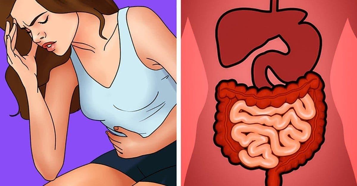 10 signes courants que votre corps est inonde de toxines 1 1
