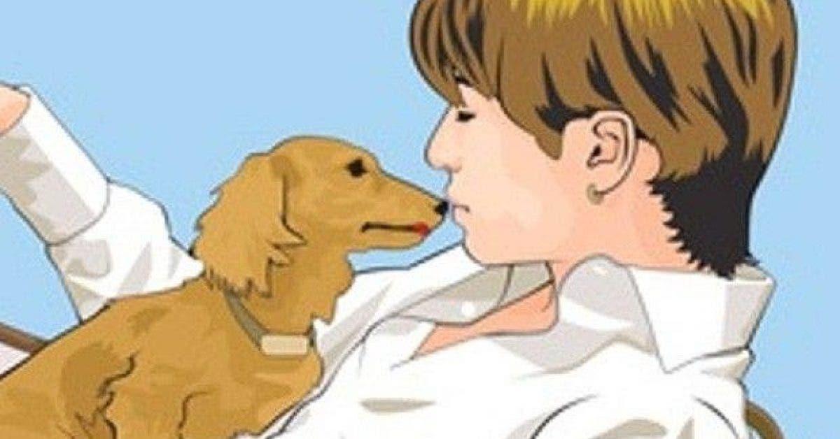 10 signes que votre chien vous aime 1