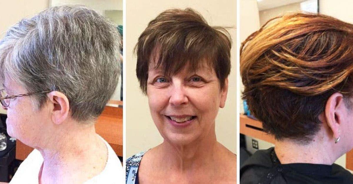 10 sublimes coiffures pour les femmes de plus de 50 ans
