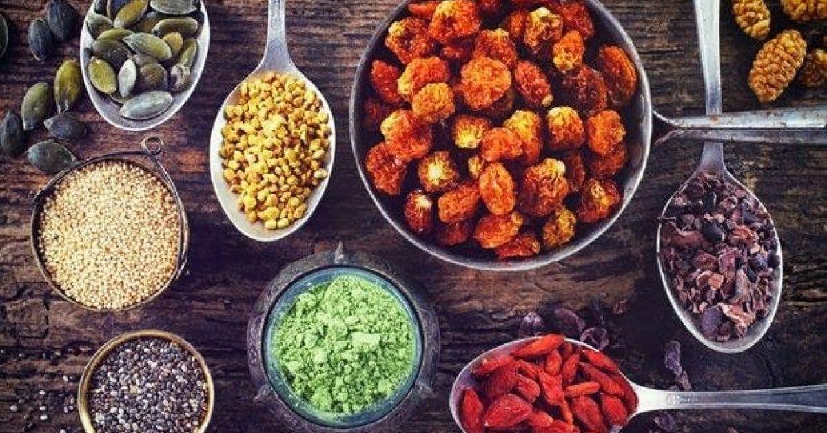 10 super aliments quil faut consommer tous les jours 1