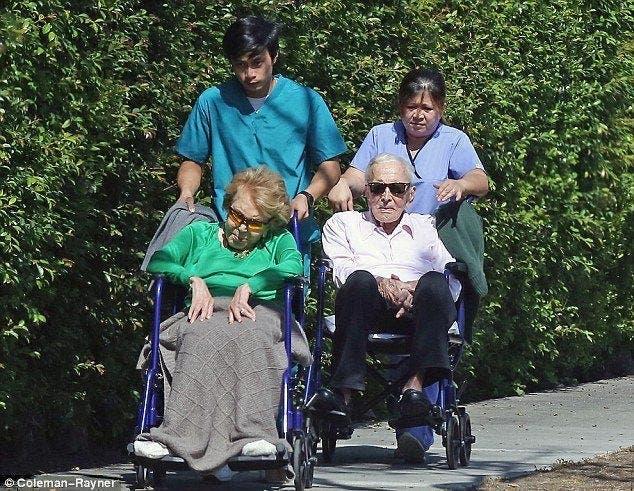 101 ans et sa femme de 99 ans