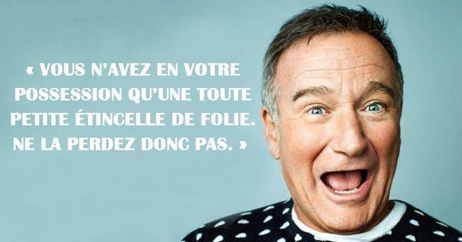 citations de Robin Williams sur l'amour