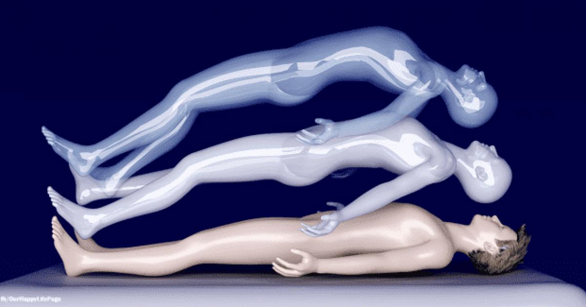 11 signes qu'un être cher décédé essaie de vous contacter