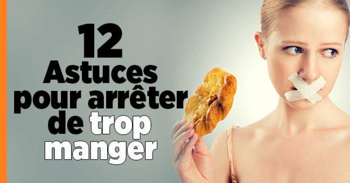 12 Astuces pour arreter trop manger11