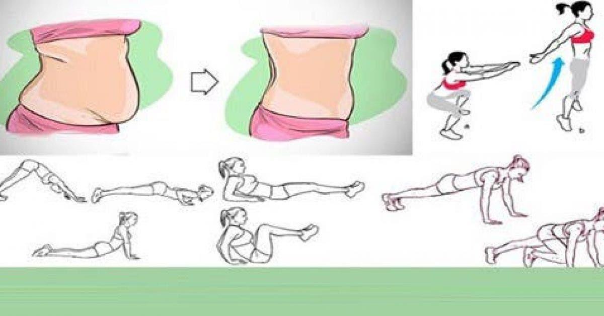 12 exercices simples pour un ventre plat que vous pouvez faire a la maison 1