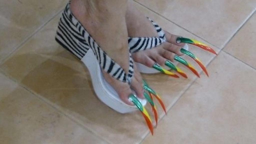 12 pires pieds au monde 7
