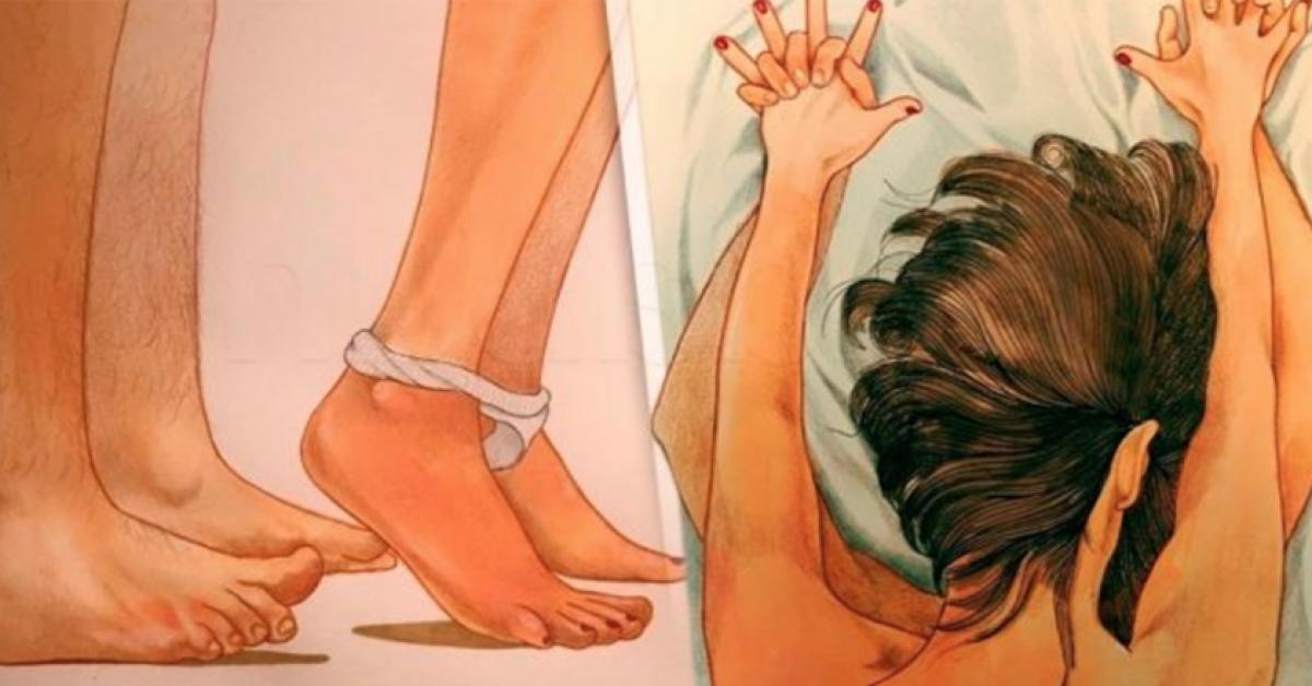 13 choses sexuelles que seules les femmes mariées comprennent