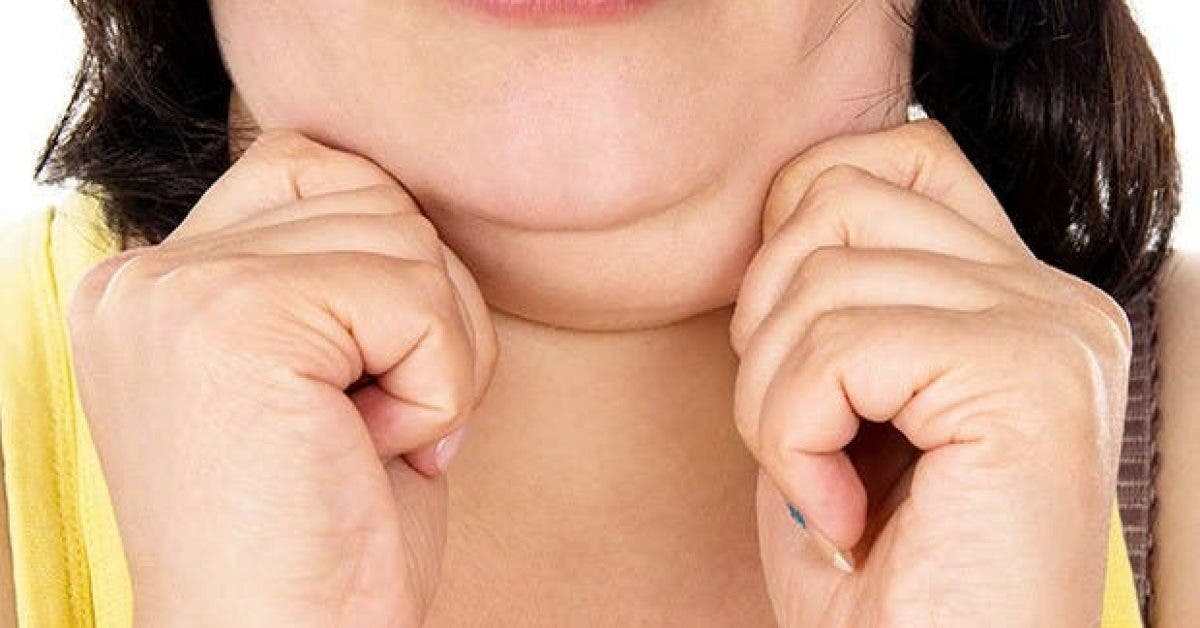 13 facons de se debarrasser du double menton rapidement 1