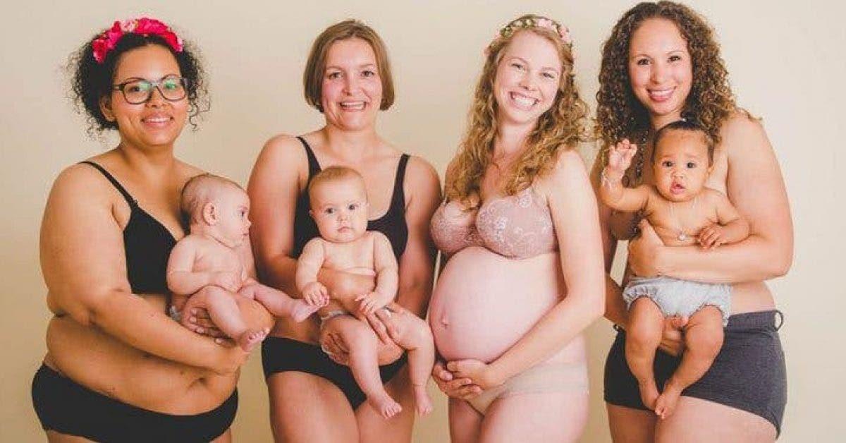 13 mamans apres laccouchement qui nous rendent tres fiere 1