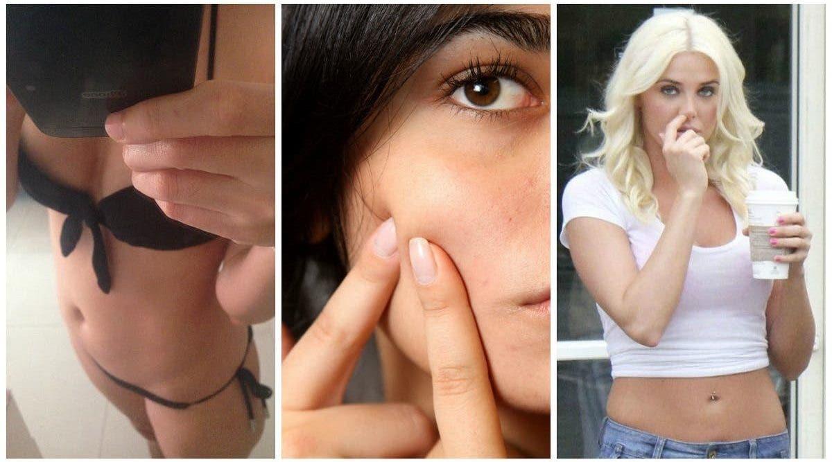 14 choses embarrassantes que les femmes font quand personne ne regarde