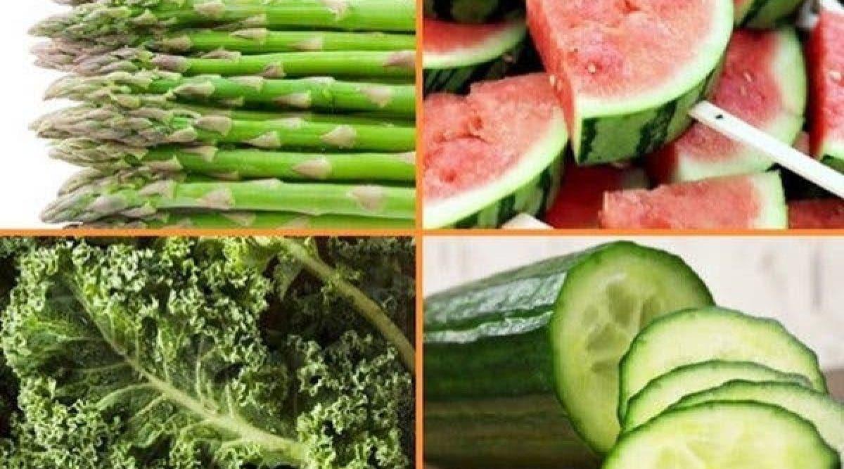 aliments que vous pouvez manger de manière illimitée sans prendre de poids