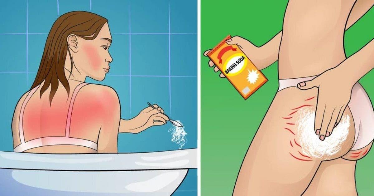 15 astuces faciles avec du bicarbonate de soude à connaitre