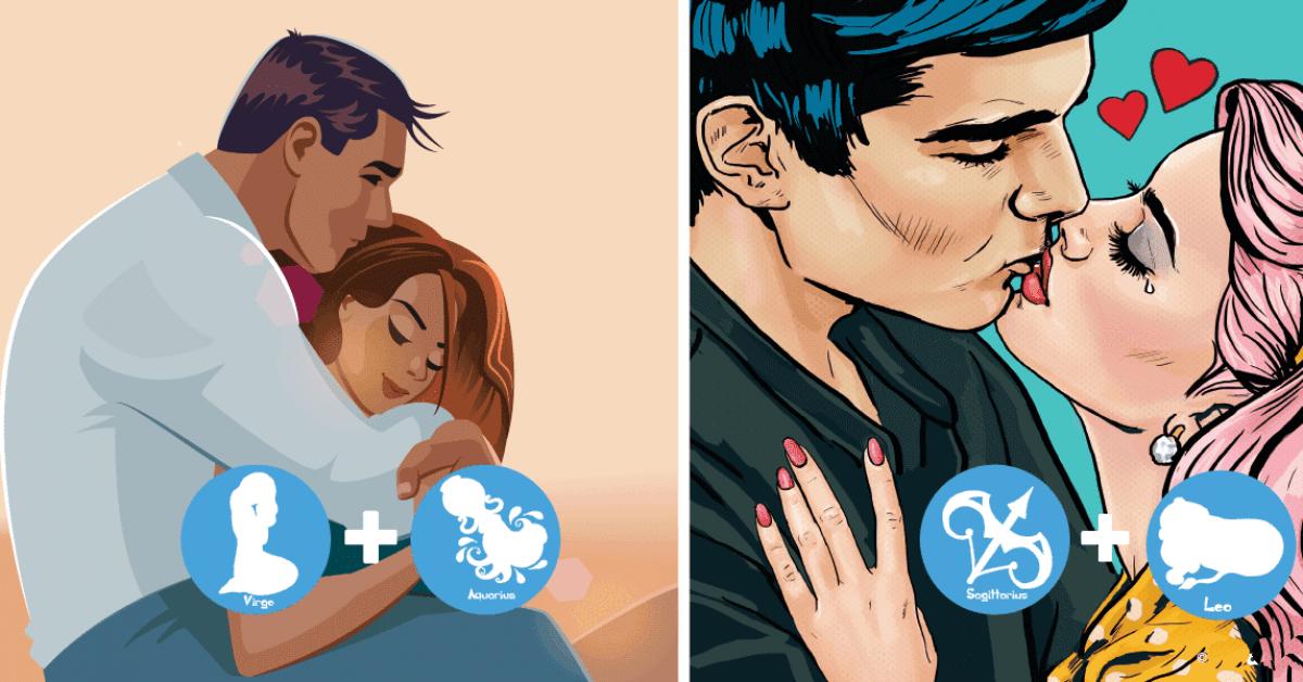 couples du zodiaque qui sont faits l'un pour l'autre d'après les astrologues