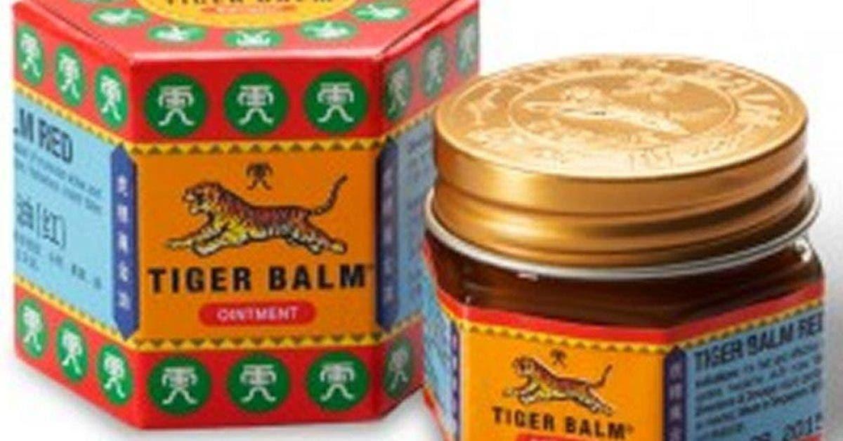 15 façons d'utiliser le baume du Tigre - tout le monde doit en avoir un à la maison !