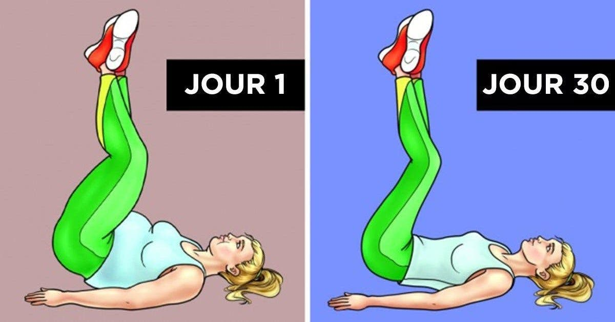 15 minutes d'exercice pour brûler les graisses du ventre
