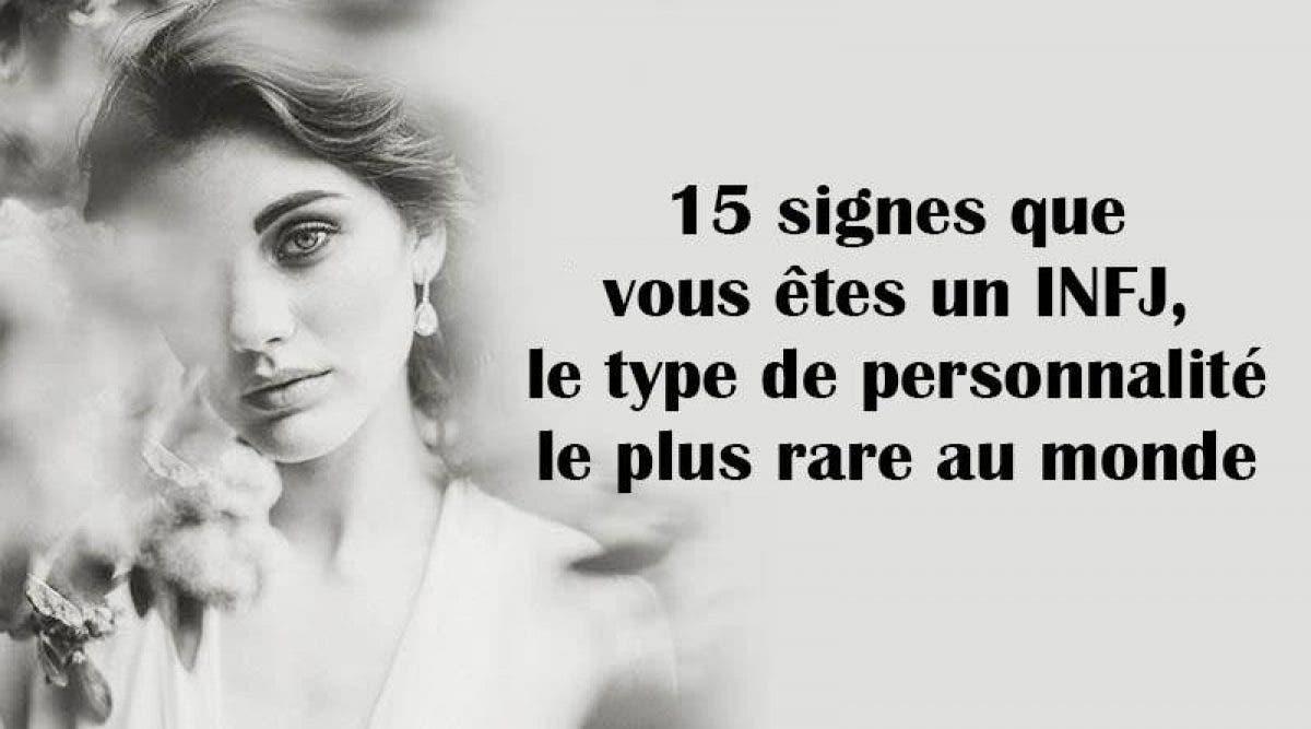 15 signes que vous êtes un INFJ