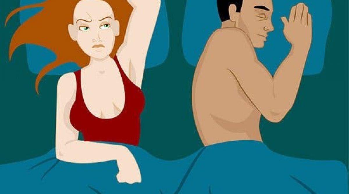 trucs que les hommes font au lit et que les femmes ne supportent pas