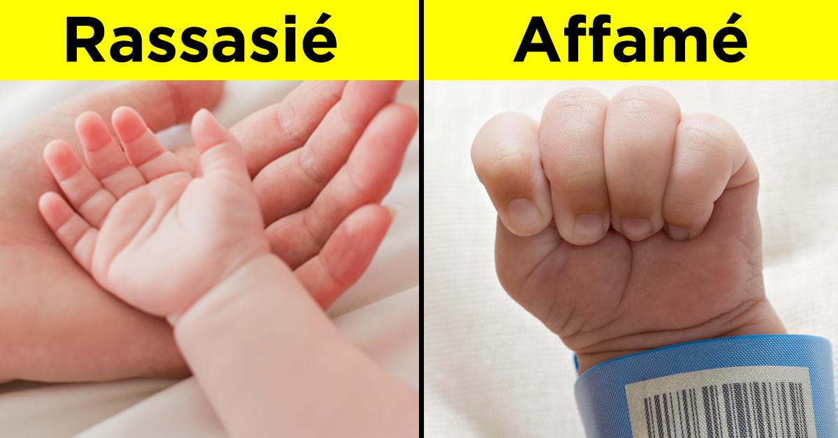 signes qui vous aideront à comprendre votre bébé avant qu'il ne puisse parler