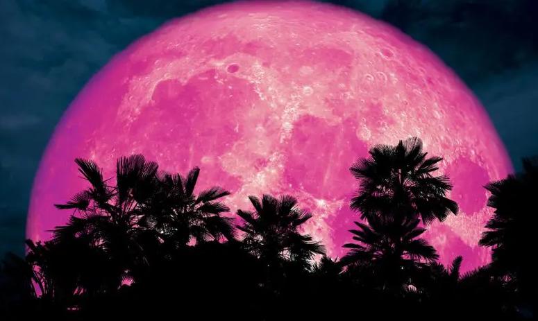 La super Lune en Balance la plus brillante de 2020