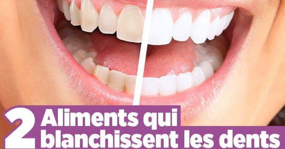 2 aliments qui blanchissent les dents11
