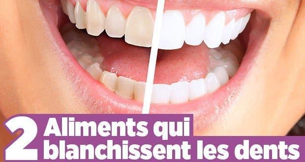 laver les dents au bicarbonate de soude