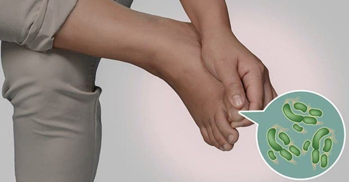 2 astuces naturelles pour ne plus sentir des pieds 1