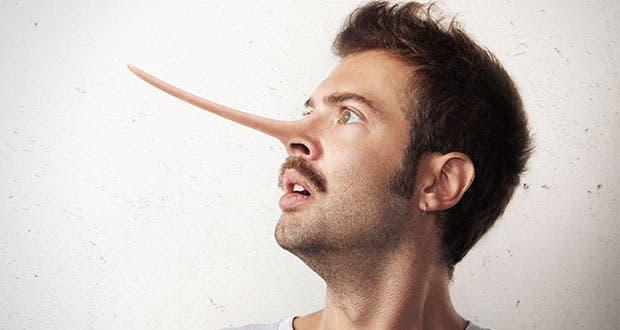 20 Signes pour reconnaître un menteur