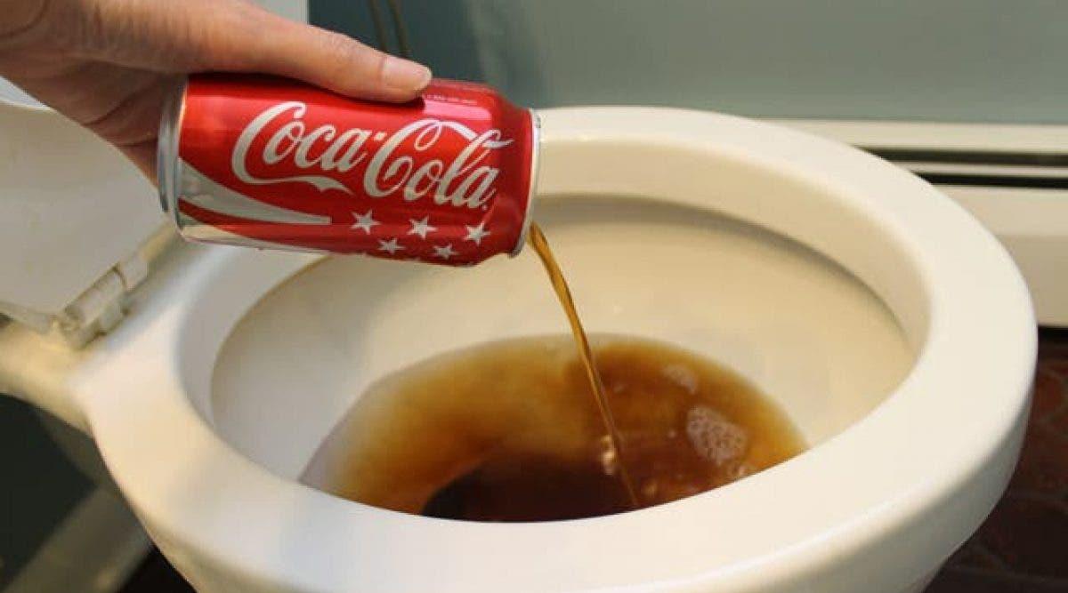 20 utilisations pratiques du Coca Cola : cela prouve qu'il n'est pas fait pour le corps humain