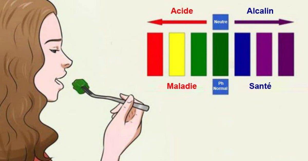 27 aliments alcalins à consommer régulièrement. Ils éloignent le cancer de votre corps !