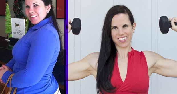 Cette femme a perdu près de 90 kilos en arrêtant les régimes