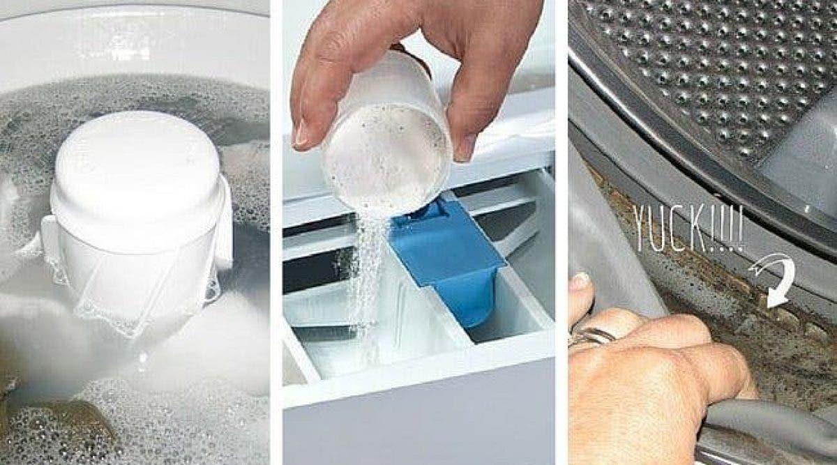 astuces de nettoyage pour garder votre machine à laver toujours neuves