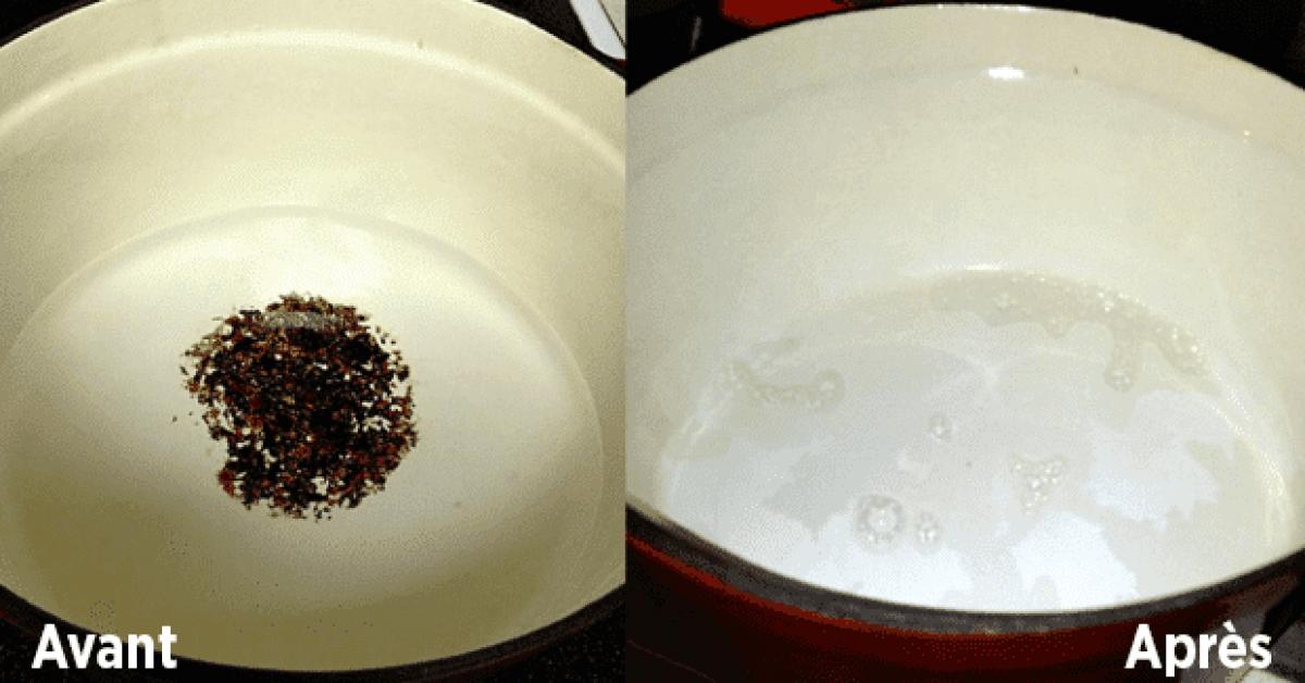 3 astuces pour rendre vos poeles et casseroles comme neuves 1