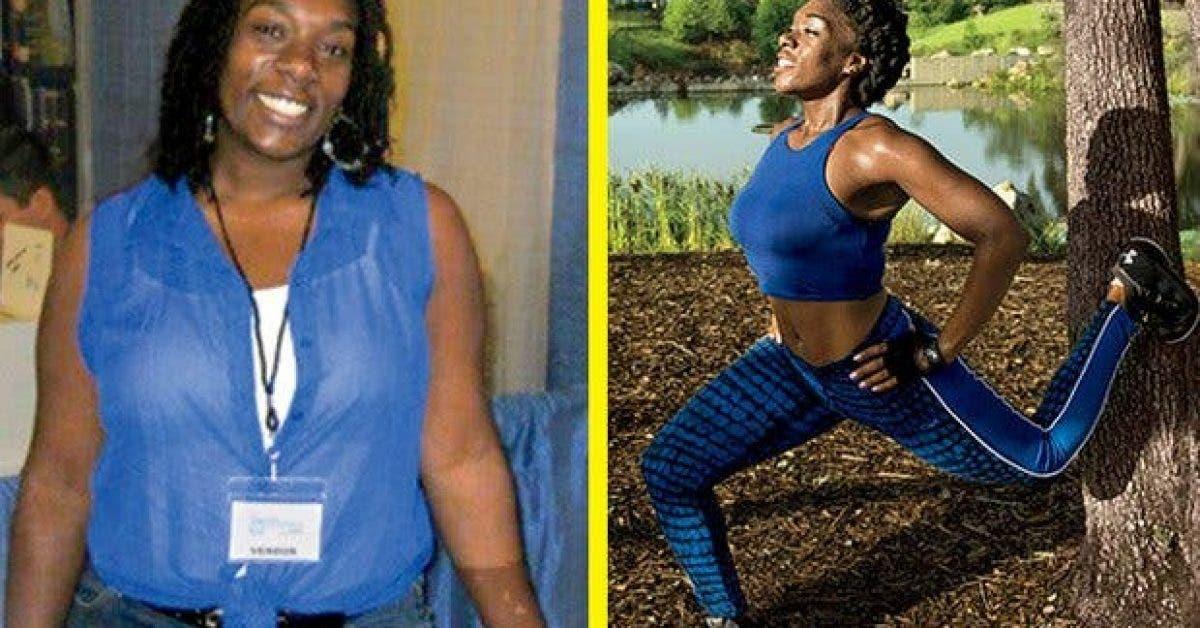 3 changements qui ont permis a cette femme de perdre 33 kilos 1