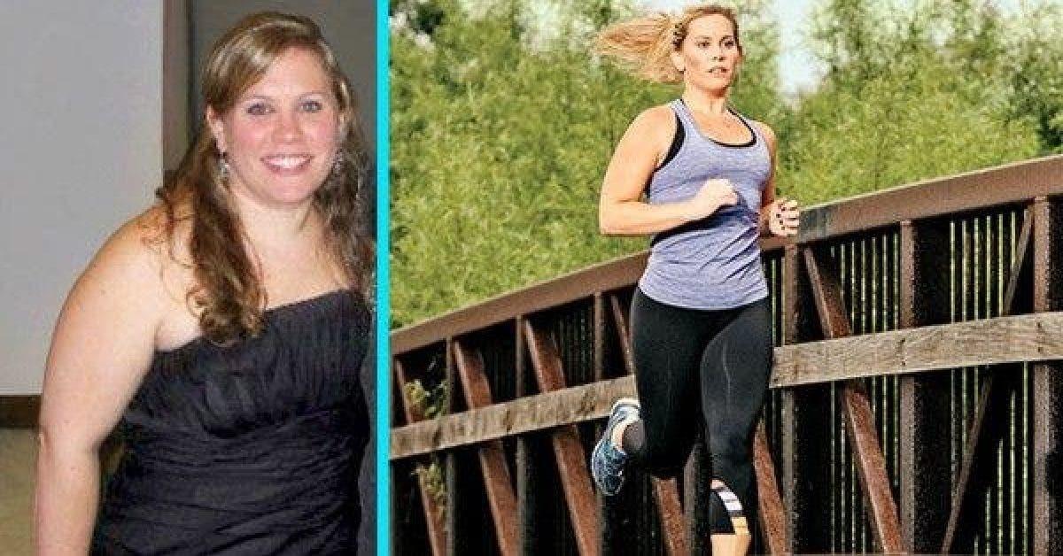 3 choses qui ont permis a cette femme de perdre 35 kilos 1