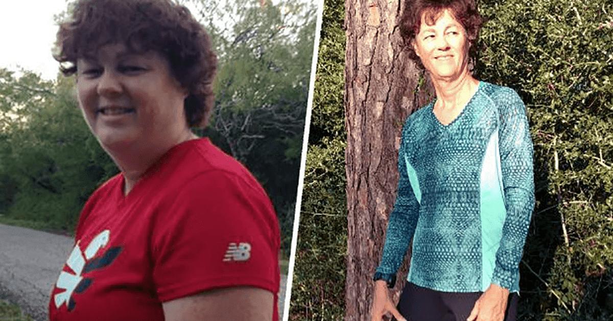 3 etapes qui ont permis a cette femme de 54 ans de perdre 36 kg 1 1
