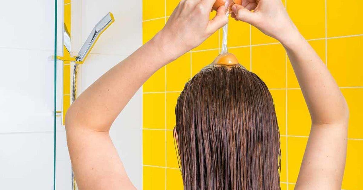 3 masques pour nourrir les cheveux secs et abîmés sans utiliser de produits chimiques