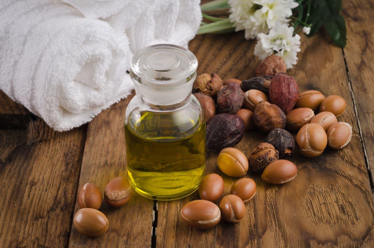 L'huile d'argan pour nourrir les cheveux