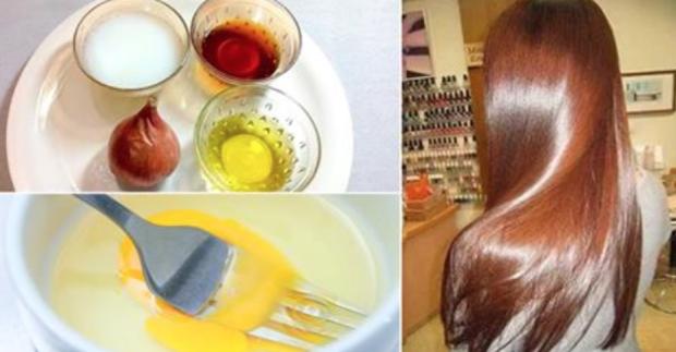 Remede naturel soin cheveux