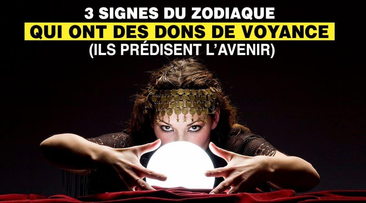 signes du zodiaque qui ont des dons de voyance