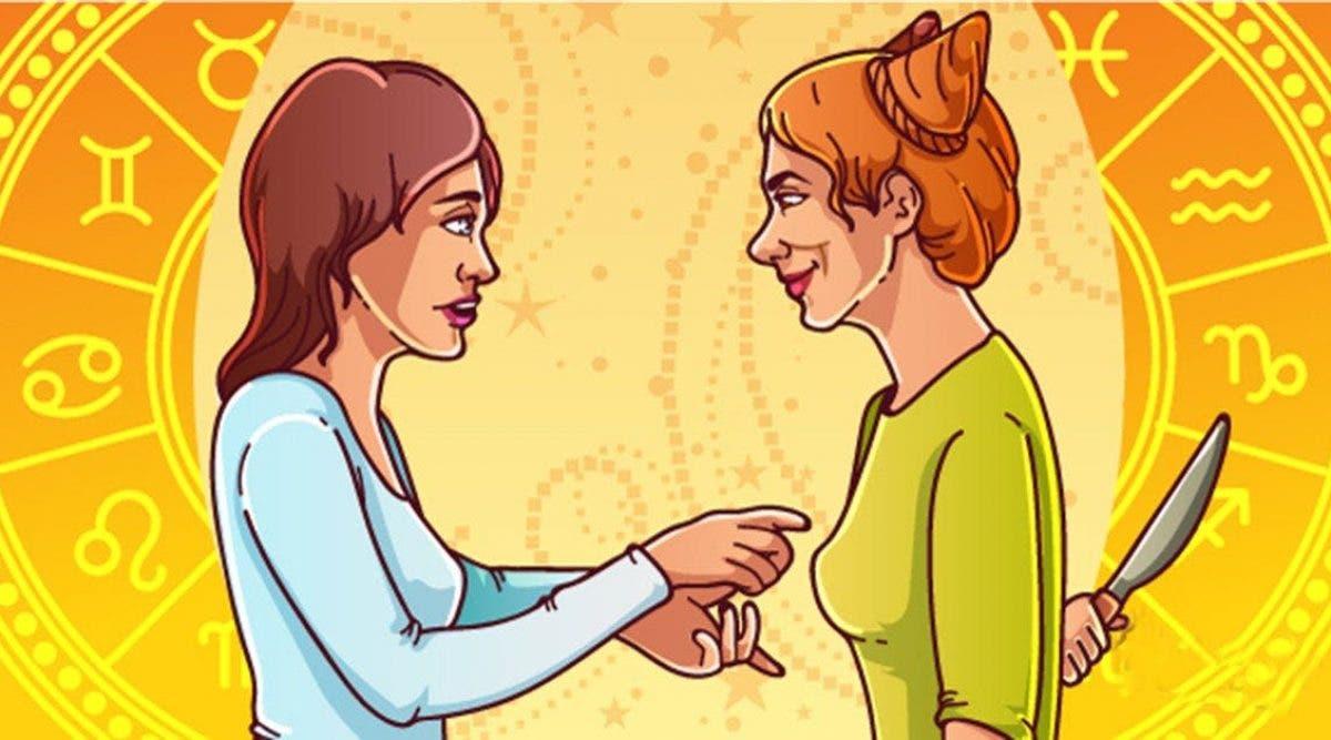 3 signes du zodiaque qui sont de faux amis