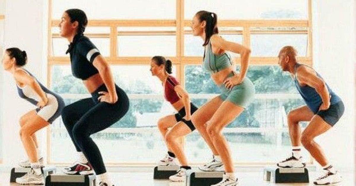 4 exercices physiques pour bruler 100 calories en 4 minutes 1